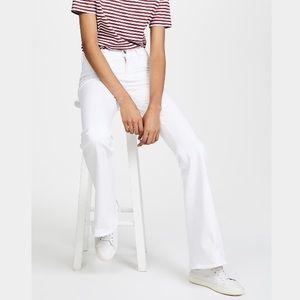 •Mih Jean• Marrakesh Mid-Rise Kick Flare Jeans